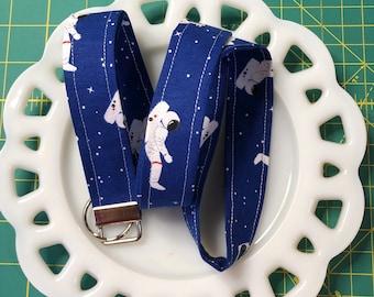 Astronaut Lanyard