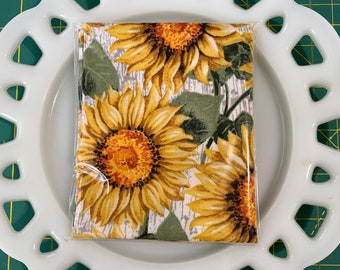 Sunflower Lunch Box Napkin