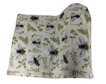 Reusable Unpaper Towel Beautiful Bee