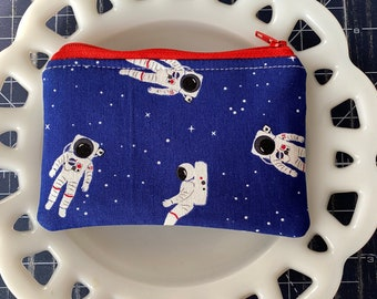 Astronaut Coin Purse