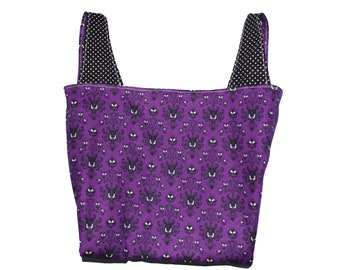 Haunted Mansion Market Bag