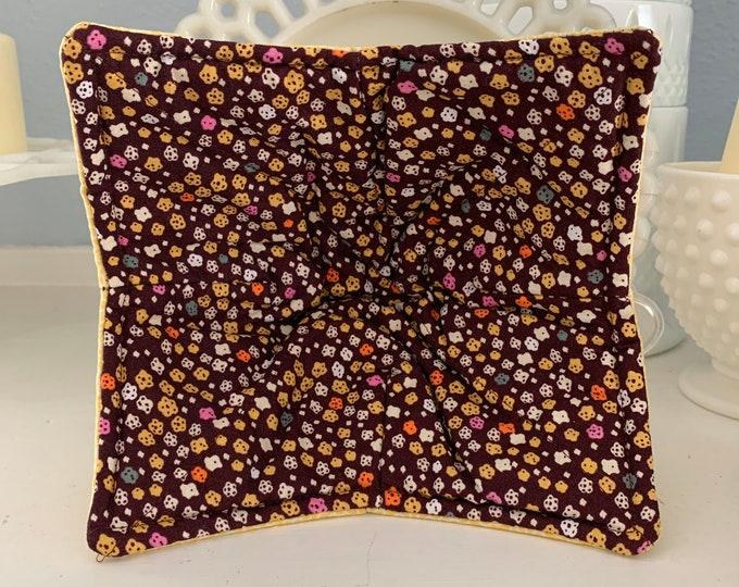 Microwavable Bowl Cozy