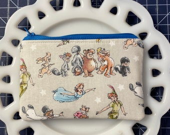 Peter Pan Coin Purse