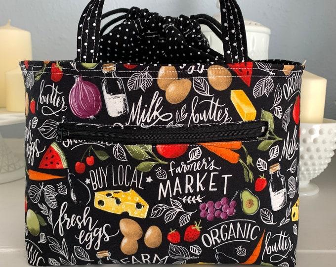 Farmer's Market Juniper Bag