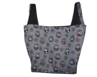 Nightmare Before Christmas Market Bag