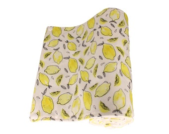 Reusable Unpaper Towel Lemons
