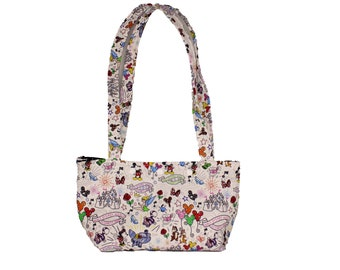 Small Square Tote Disney