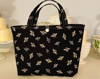 Black Bee Ivy Bag