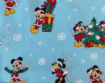 Disney Christmas Cloth Napkin