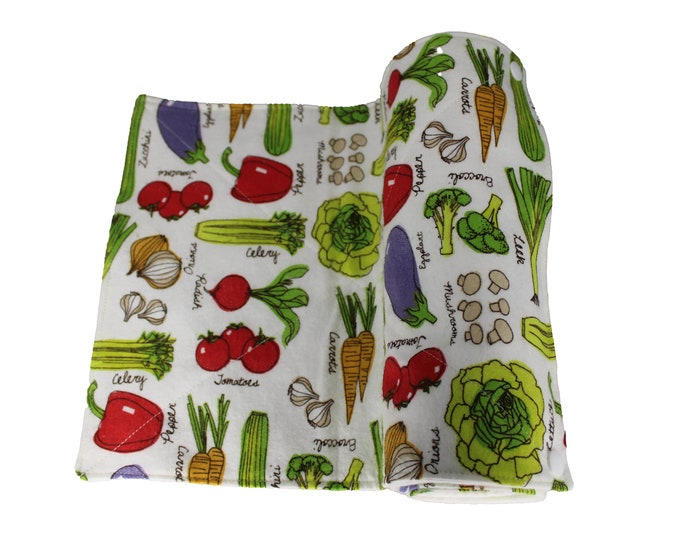 Reusable Unpaper Towel Veggies