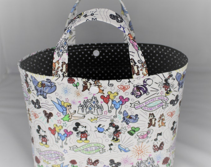 Disney Dooney Inspired Ivy Bag