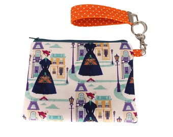 Mary Poppins Carly Wristlet