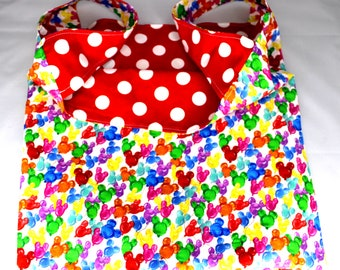 Disney Balloon Market Bag
