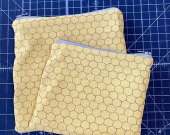 Honeycomb Snack and Sandwich Bag