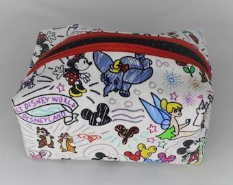 Disney Dooney Inspired Pouch