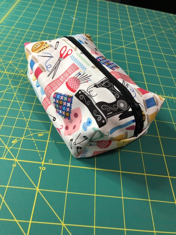 Sewing and Notions Cosmetic Case