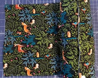 Reusable Unpaper Towel Forest Animals
