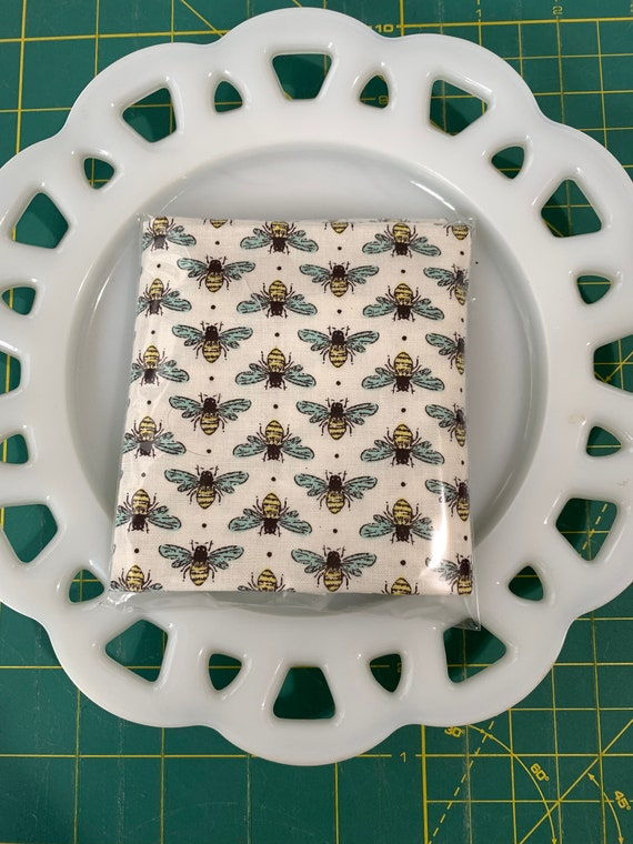 Blue Bee Lunch Box Napkin