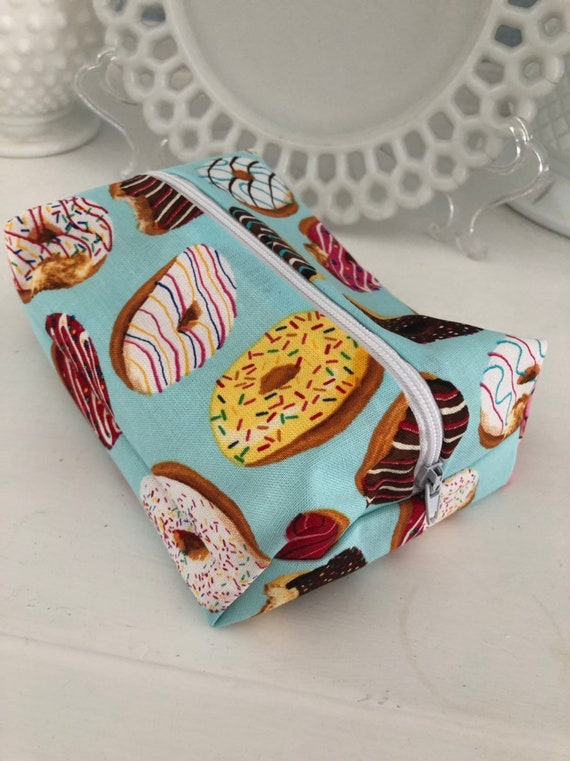 Donut Cosmetic Case