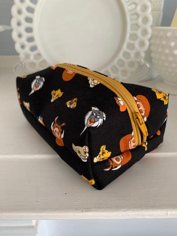 Lion King Cosmetic Case