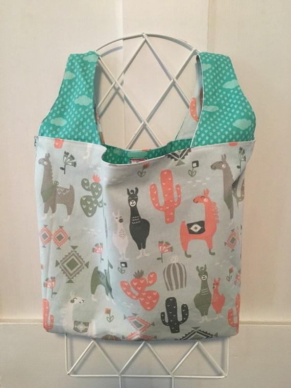 Reversible Market Bag Bag