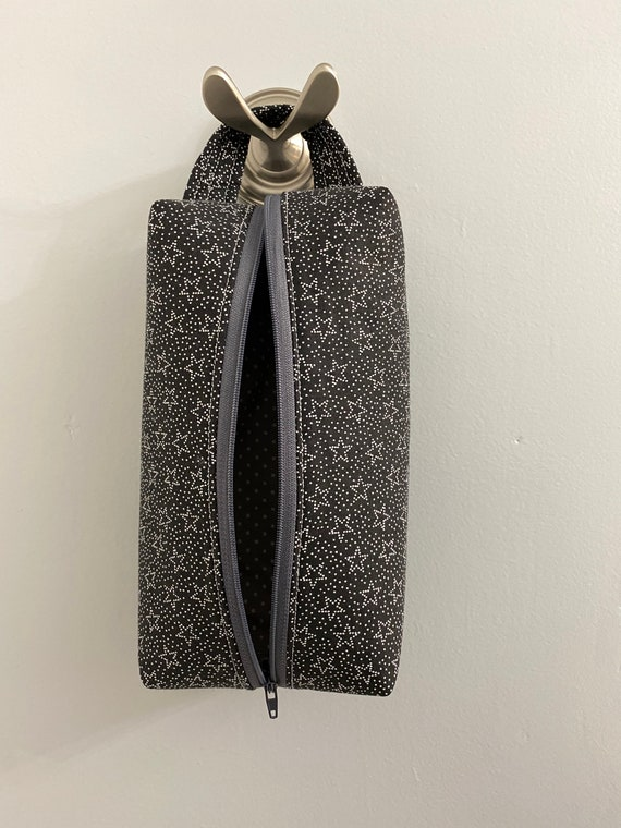 The Ashley Black and Grey Star Case