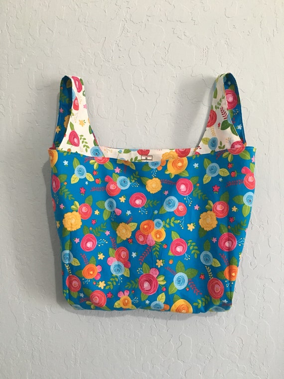 Reversible Market Bag Bag