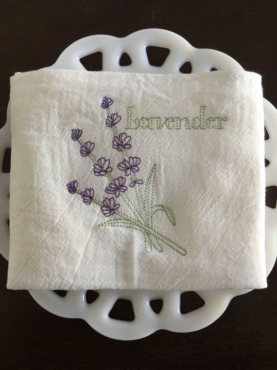 Lavender  Tea Towel
