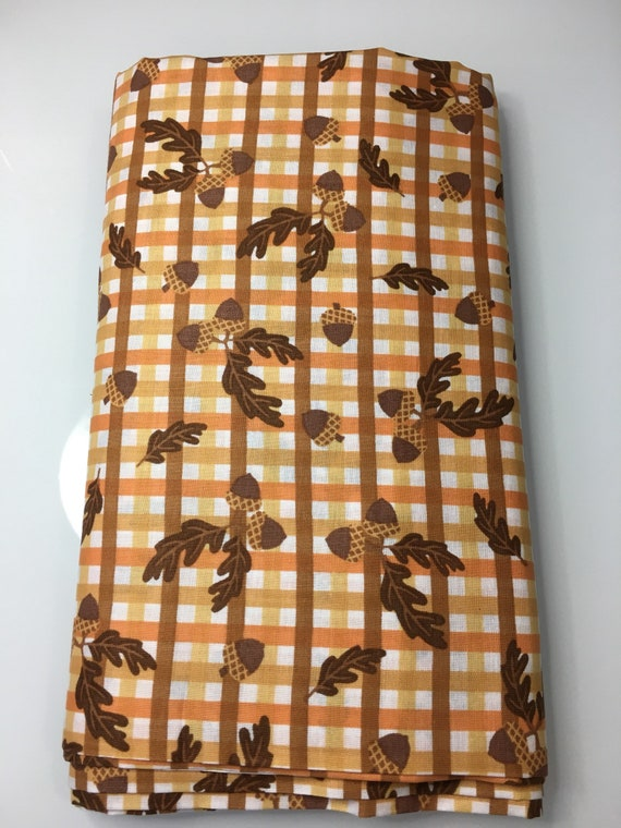 Fall Leaf Cloth Napkin