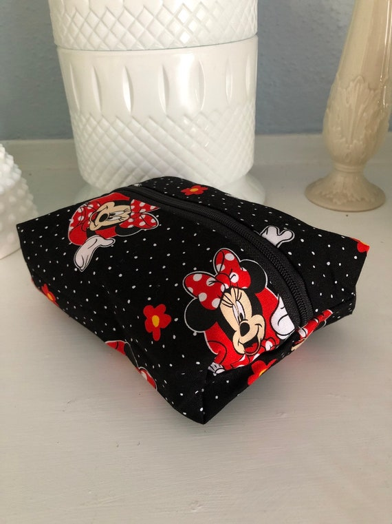 Minnie Mouse Cosmetic Case