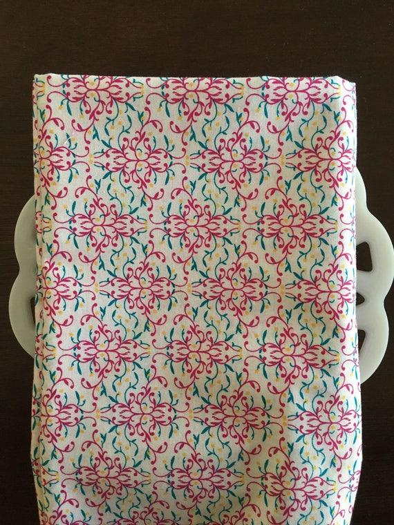 Bright Floral  Cloth Napkin