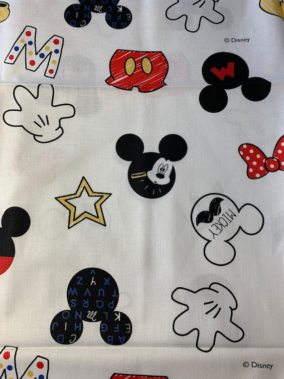 Face Mask Mickey Mouse