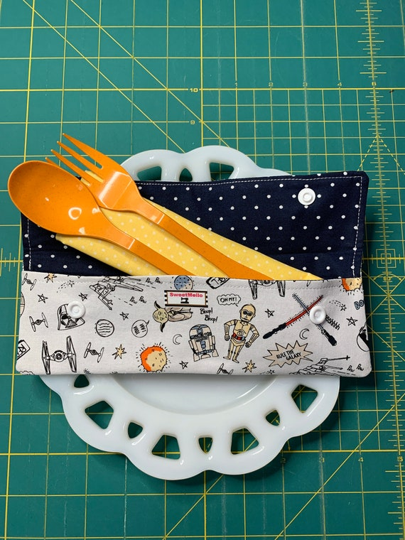 Star Wars Cutlery Case