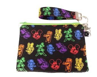 Disney Pride Carly Wristlet