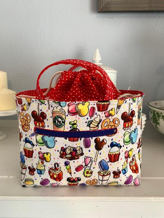 Disney Snacks  Juniper Bag