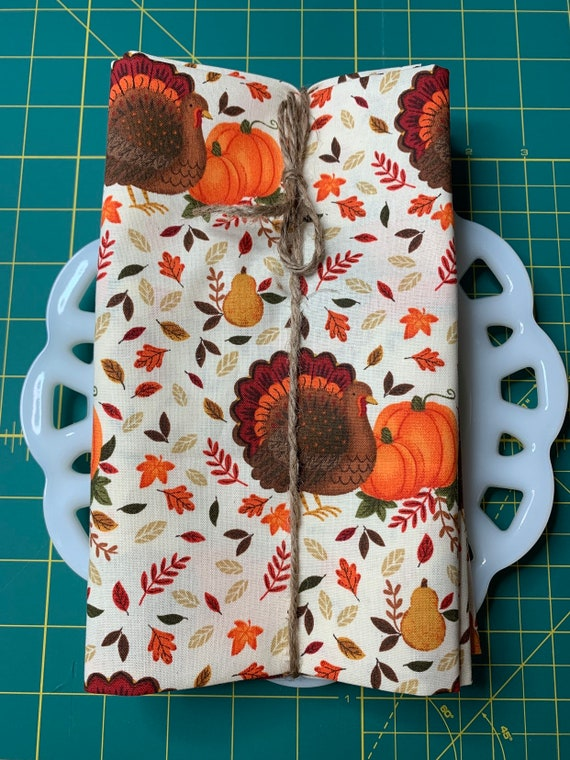 Fall Cloth Napkin
