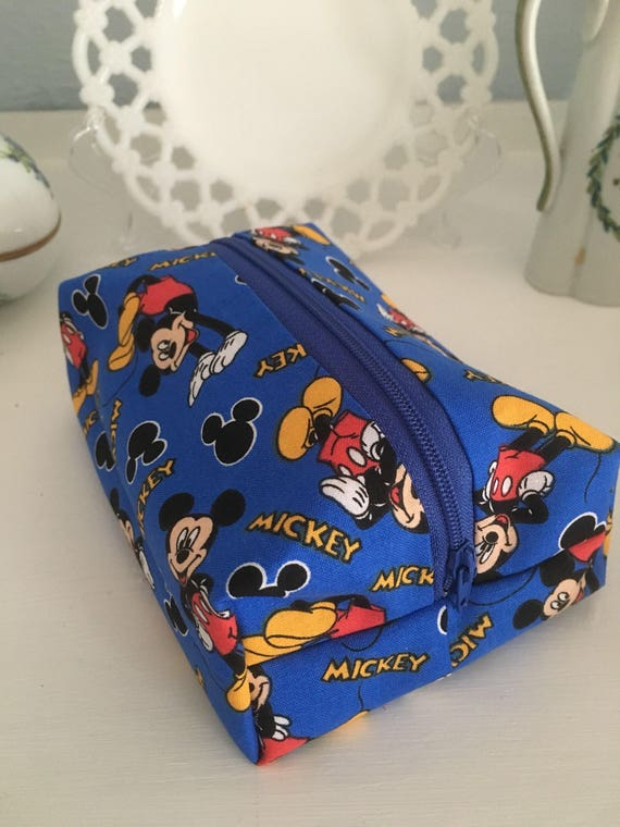 Mickey Mouse Cosmetic Case