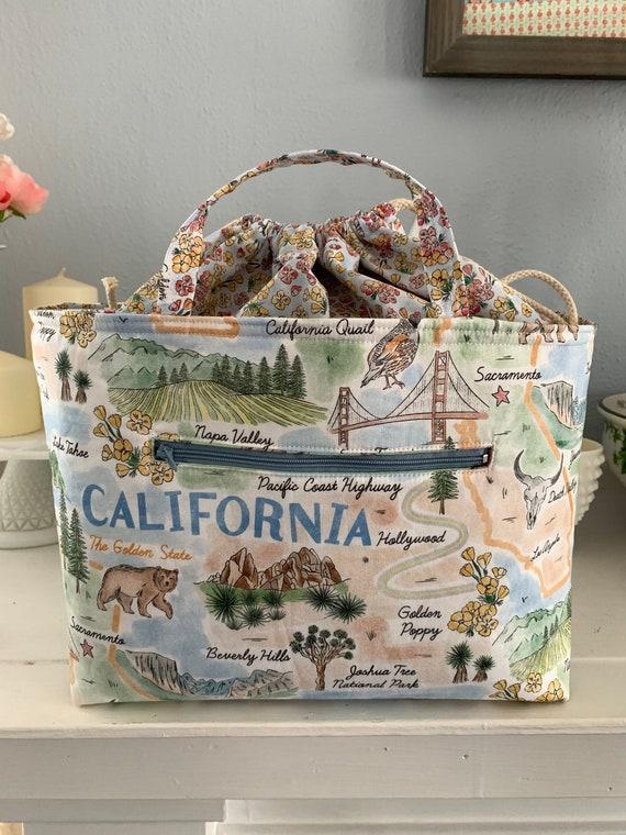 California State Juniper Bag