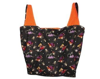 Hocus Pocus Reversible Market Bag