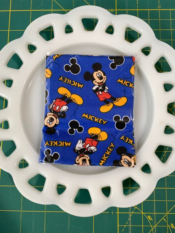 Blue Mickey Mouse Lunch Box Napkin