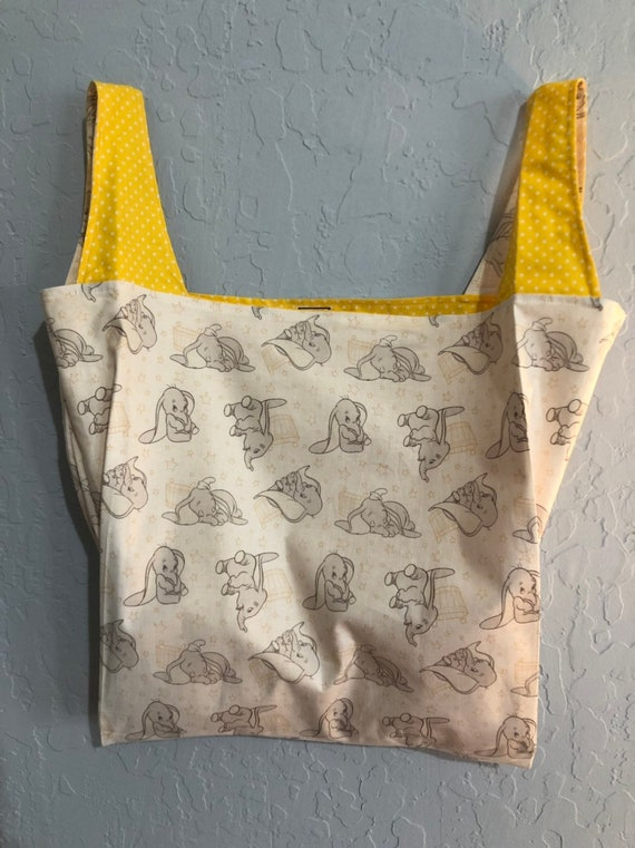 Reversible Dumbo Market Bag