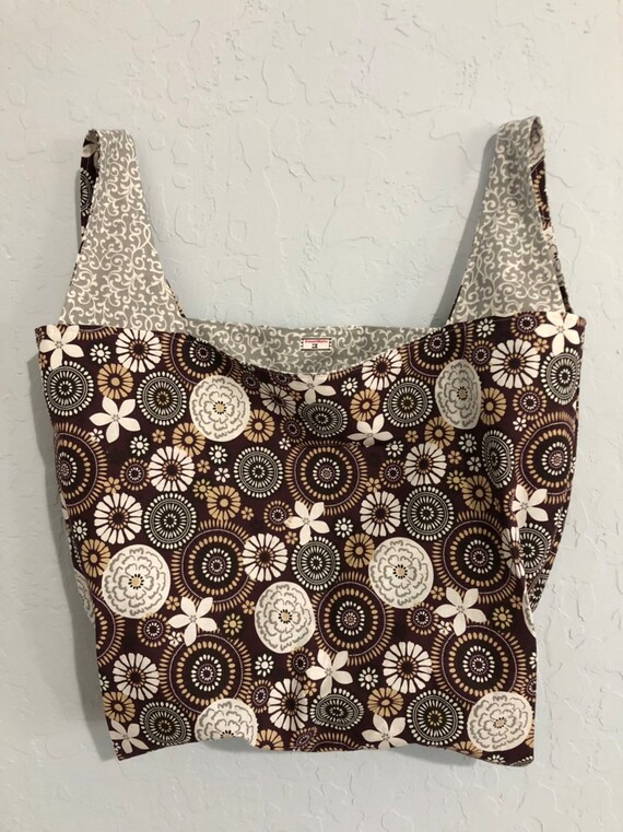 Reversible Market Bag