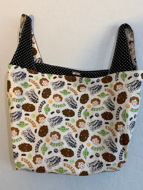 Reversible Star Wars Market Bag