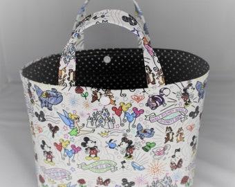 Disney Dooney Inspired Nadine Bag