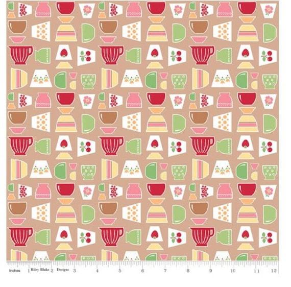 Brown Bake Sale 2 from Riley Blake Designs