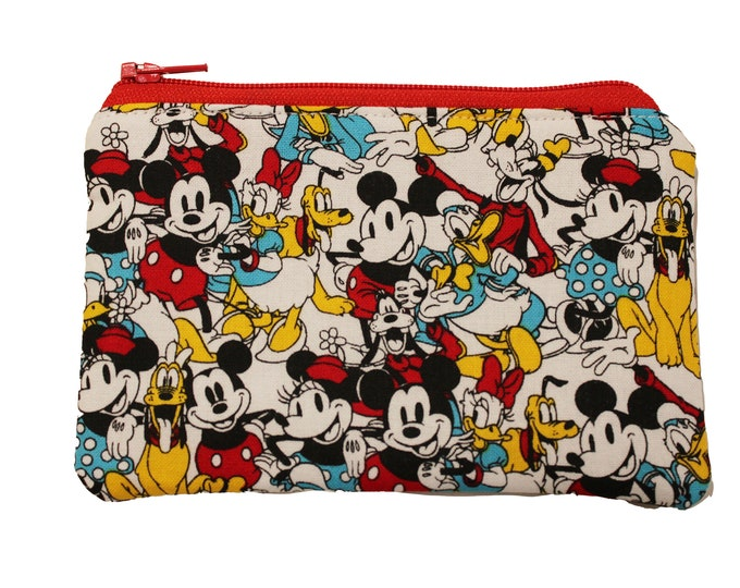 Mickey and Friends Coin Purse