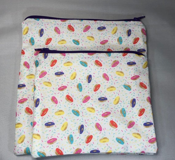 Reusable Snack and Sandwich Bag