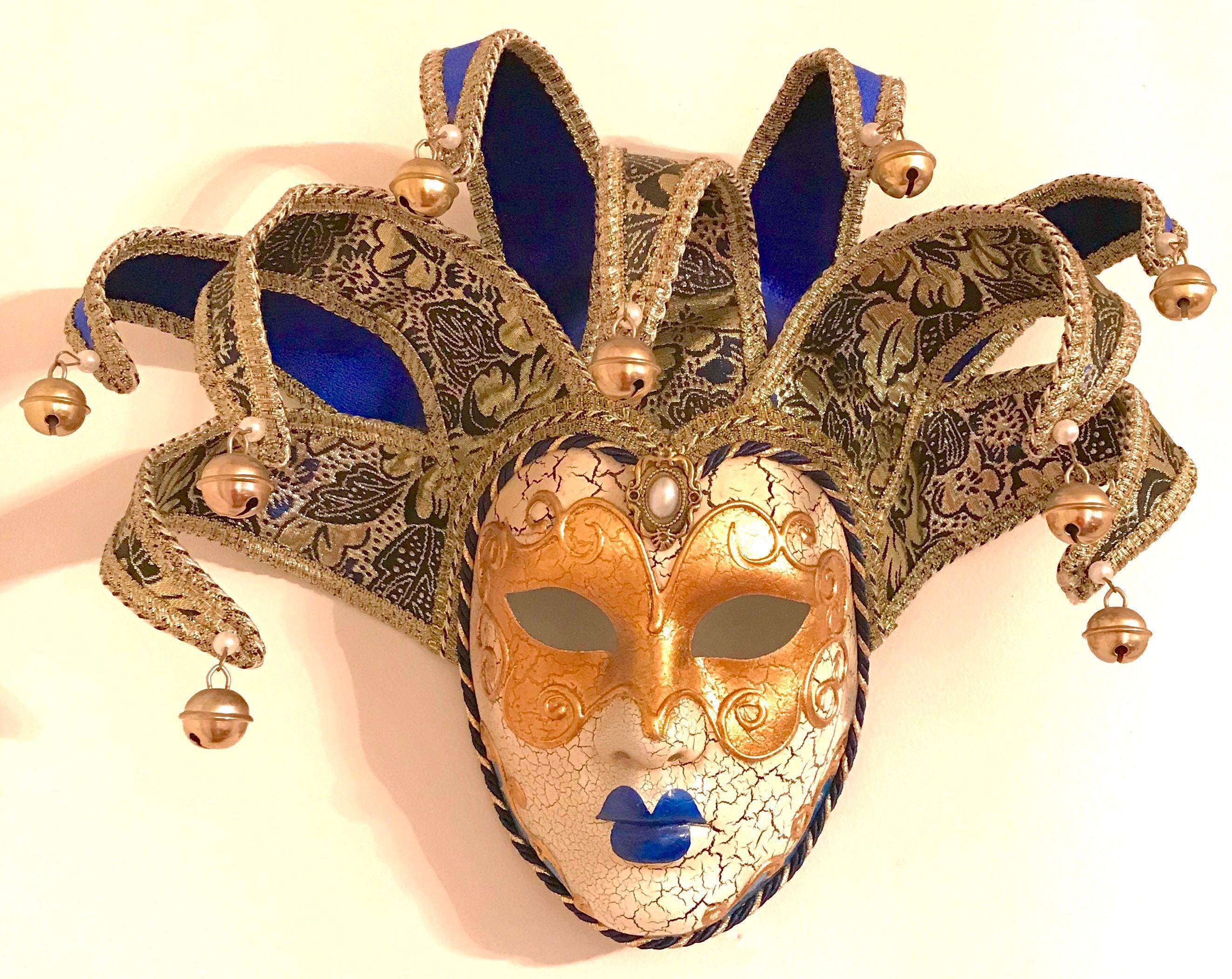 Halloween Masked Ball Original Maschera del Galeone Mardi Gras  4d6b1be9e684