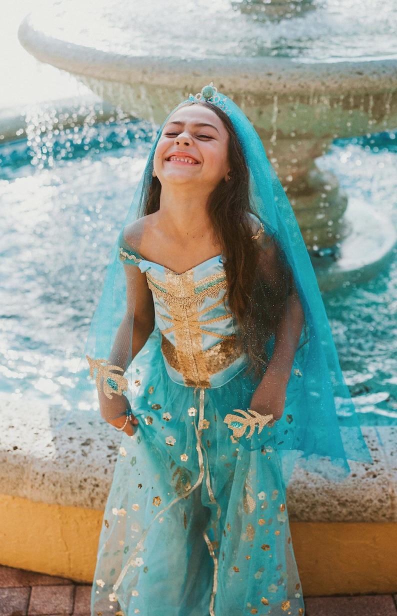 Jasmine costume Jasmine princes