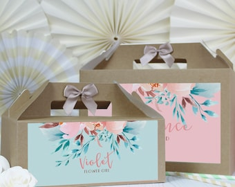Will you be my bridesmaid Gift Box / KRAFT MEADOW/ Maid Matron of Honour /Bridesmaid Proposal Reveal Question